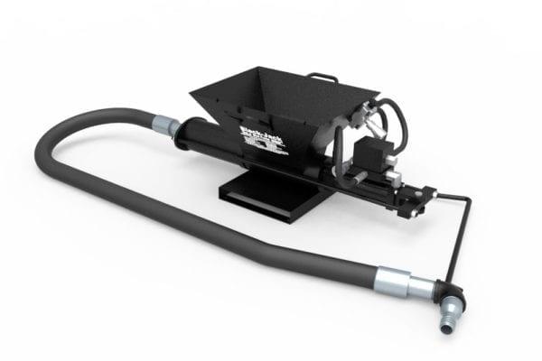 The Black-Jack Pump - Single-Cylinder, Full Auto Reciprocating Pump