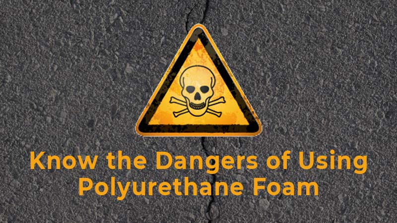 Grout Pumps Mortar Pumps Dangers of Poly Foam
