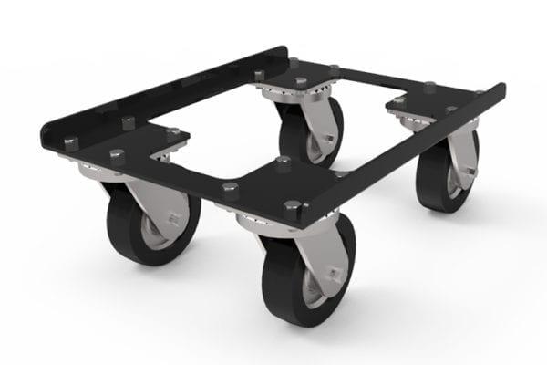Black-Jack Portable Auxiliary Grout Pump Cart