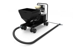 Combo Package D - On a Cart with Dual Non-Flat-All-Terrain Wheels