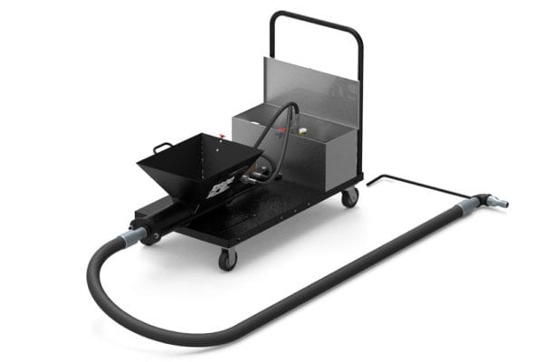 Combo D with Auto Reciprocating Pump and Electric Power Unit Grout Pumps Mortar Pumps
